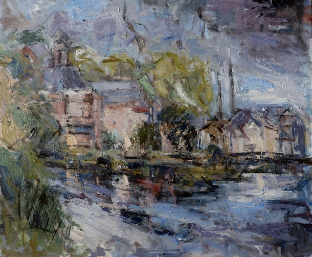 , 'Cockermouth Brewery,' , Castlegate House Gallery