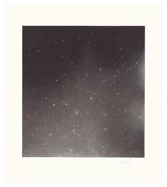 , 'Untitled (Dark Sky 2),' 2016, Senior & Shopmaker Gallery