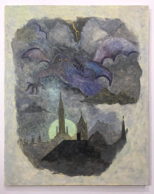 Alan Prazniak, 'The People's Demon', 2018, Geary