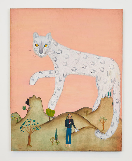 , 'Poeta y Leopardo de Nieve,' 1969, Lehmann Maupin