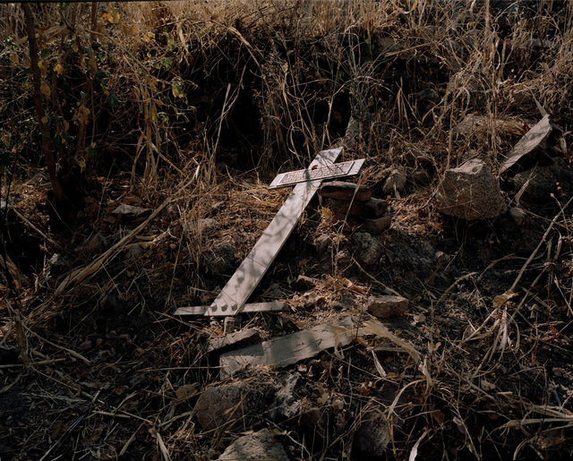 ", '""Cross in Mora"", Cameroon,' 2012, Podbielski"