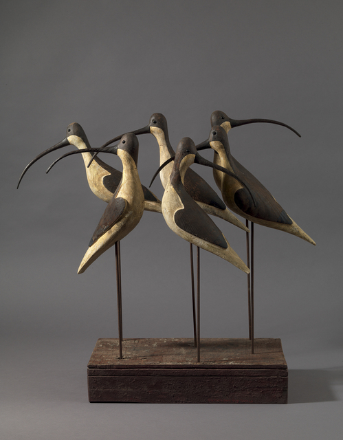 , 'Six Curlews,' , Dowling Walsh