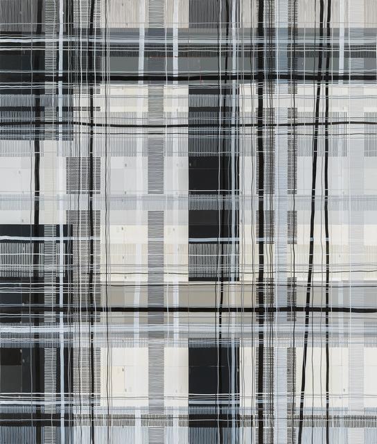 Peter Stephens, 'Quantum Tartan', 2018, Eleven Twenty Projects