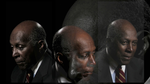 , 'The Network (Vernon Jordan),' 2012, CONNERSMITH.