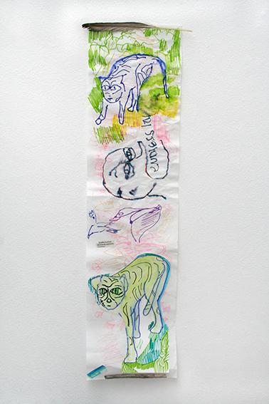 , 'Untitled (University),' 2015, Vleeshal