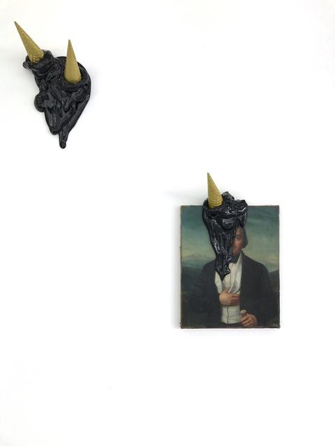 , 'Melting portrait,' 2016, Ginsberg Galería