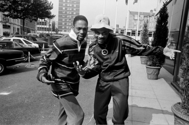 , 'Whodini in London ,' 1986, Getty Images Gallery