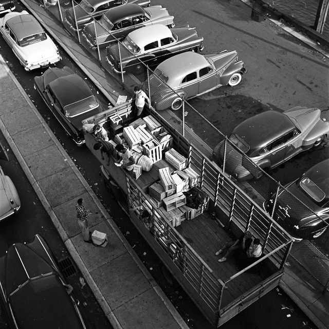 , 'w00119-05, 1954 Aerial View of Truck,' 2015, KP Projects