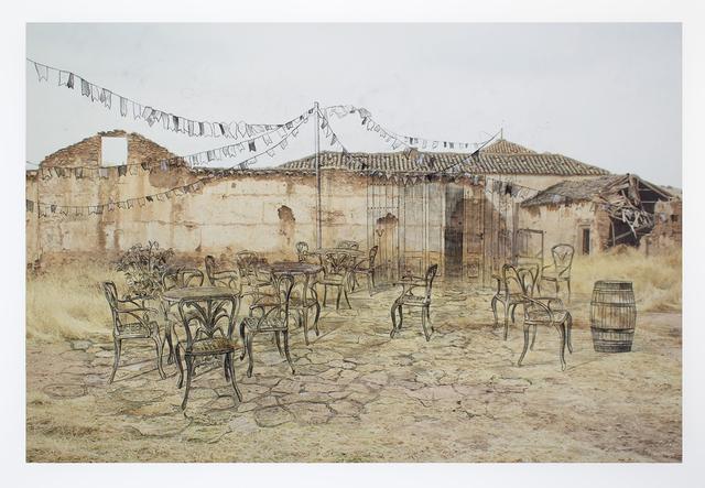 , 'Venta de Borondo,' 2017, White Noise Gallery
