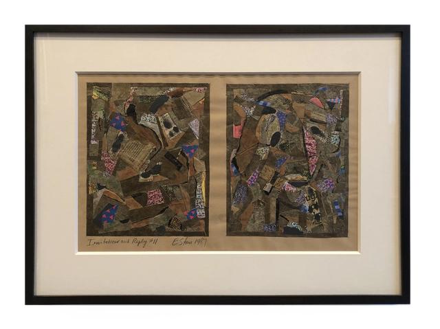 Ernest Stone, 'Invitation and Reply', 1987, Pavel Zoubok Fine Art