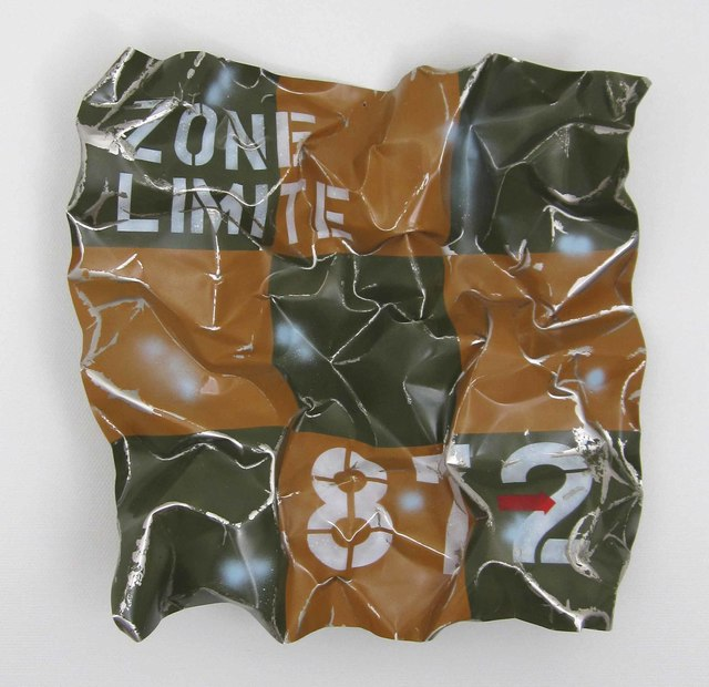 , 'ZONE LIMITE,' 2012, Sonce Alexander Gallery