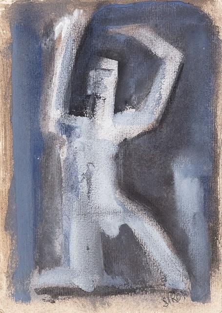 Mario Sironi, 'Figure', 1926 ca., Finarte