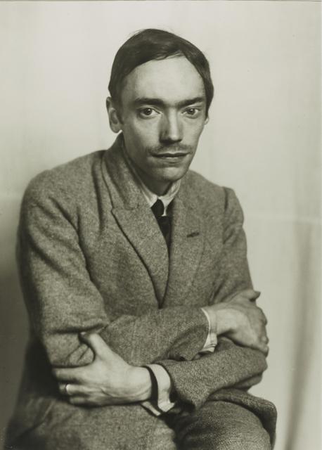 , 'Maler(FranzWilhelmSeiwert),' ca. 1924, Galerie Julian Sander