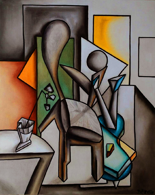 , 'La Chaise Vide,' 2017, Emillions Art