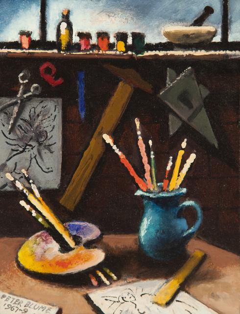 , 'Studio Table Study ,' 1967, ACA Galleries