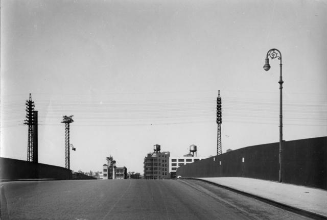 , 'Overpass, Astoria, Queens,' 1943, Tibor de Nagy