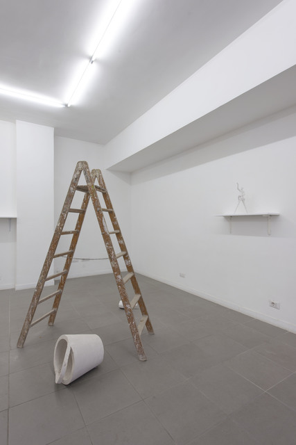 , 'Reconstruction,' 2015, The Gallery Apart
