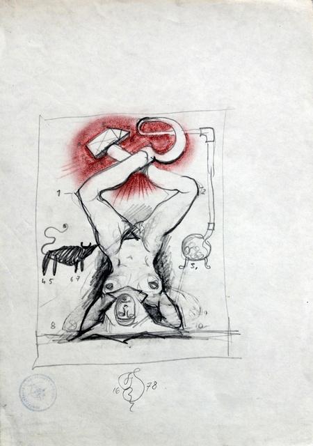 , 'Sickle and hammer,' 1978, Gallery Katarzyna Napiorkowska | Warsaw & Brussels