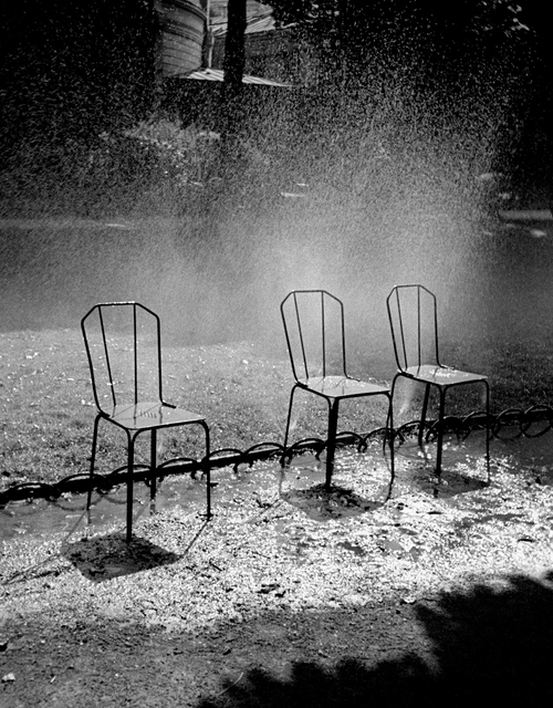 , 'Three Chairs (Paris),' 1937, Rosenberg & Co.