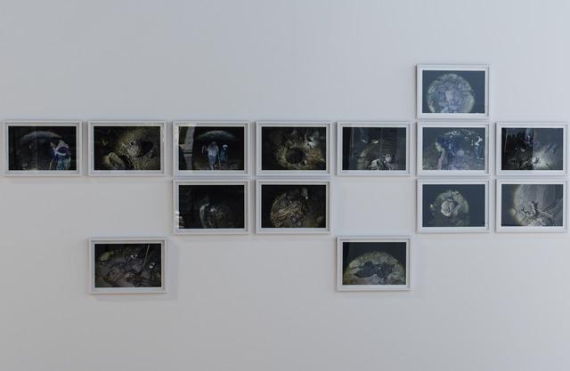 , 'Note su Zeret,' 2015, Mor Charpentier