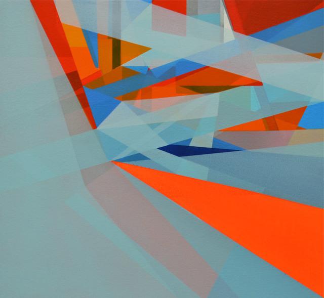 , 'Overlaying Compliments,' 2016, Jonathan Ferrara Gallery