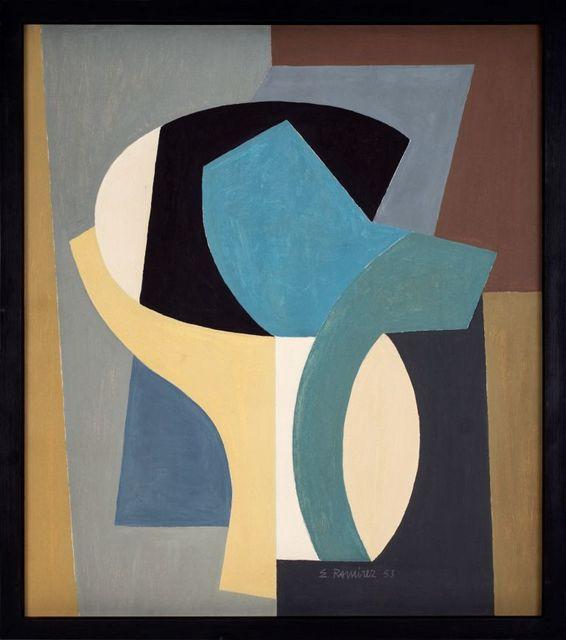 , 'Copa,' 1953, Durban Segnini Gallery