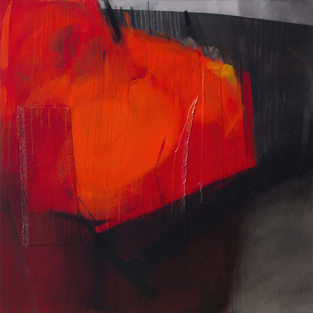 , 'Separated Land 8,' 2014, Bill Lowe Gallery