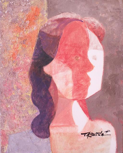 , 'Cubist Profile Woman,' 1962, Galería Nudo