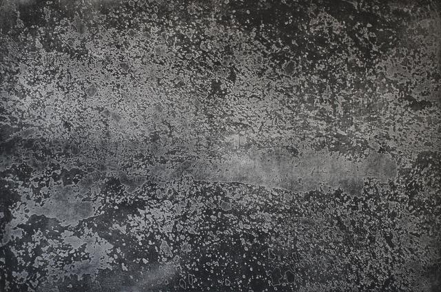, 'Fratture,' 2016, Ex elettrofonica