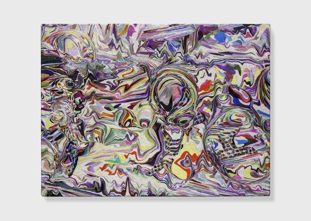 , 'SMS Detail DSK 01-03,' 2017-2018, Tina Kim Gallery