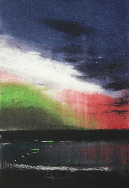 , 'Northern Lights,' 2016, Candida Stevens