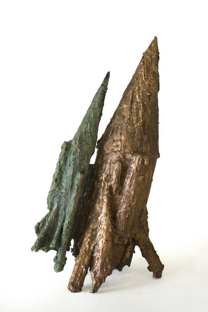 Alex J Wood UK | 2015 | 22 x 41 x 21 cms | Patinated bronze | Unique