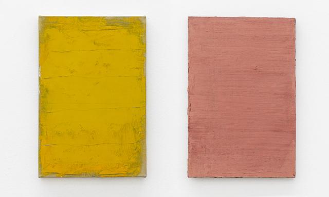 Sérgio Sister, 'Little Magenta and Yellow Drama', 2016, Galeria Nara Roesler