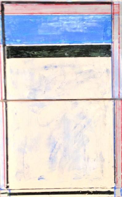 , 'Sidney's Door (diptych),' 2014, Madelyn Jordon Fine Art