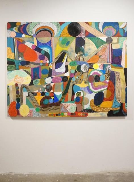 Miles Debas, 'The Desert', 2017, Subject Art