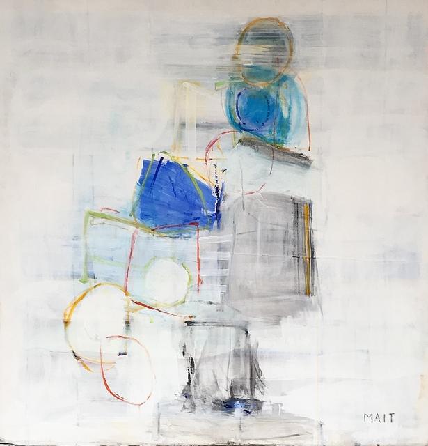 Janet Mait, 'Extra Mile', 2018, Lawrence Fine Art