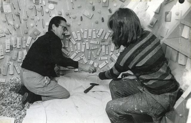 , 'La Menesunda - archive-,' 1965, Museo de Arte Moderno de Buenos Aires