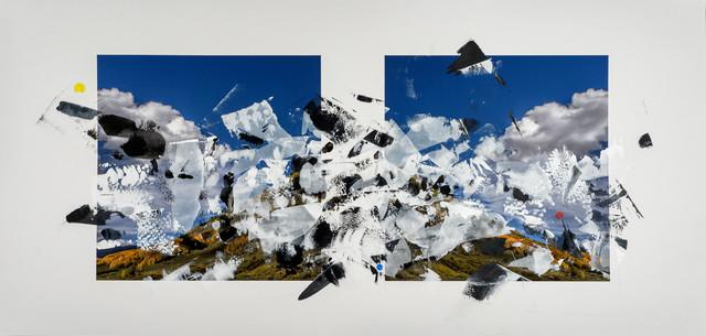 Douglas W Kacena, 'Redacted Landscape VII', 2016, k contemporary