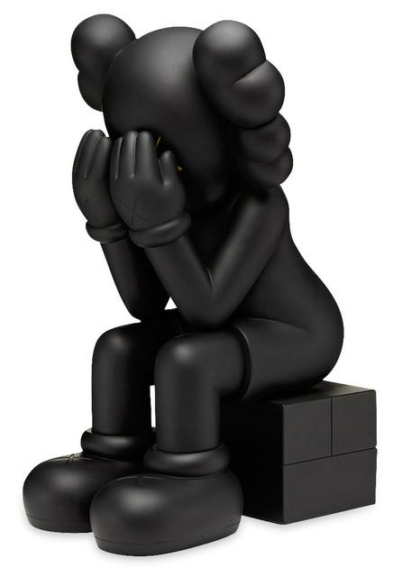 KAWS, 'Passing Through (Black)', 2013, Lougher Contemporary