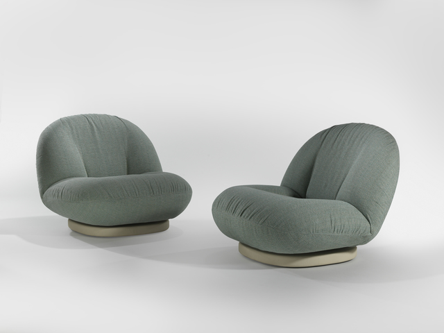 , 'Pair of Pacha Chairs, Low Back,' 1975, Demisch Danant