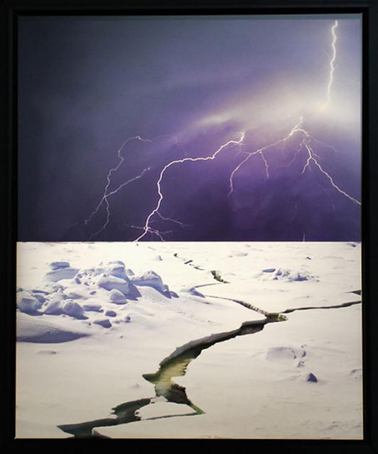 , 'Espejismos: Cristal Roto,' 2010, Galeria Senda