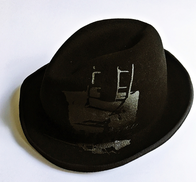 Andy Warhol, 'Andy Warhol Wool Hat (From the Estate of Tim Hunt (former agent for the Warhol Foundation) and his wife Tama Janowitz (bestselling author).', ca. 2010, Alpha 137 Gallery
