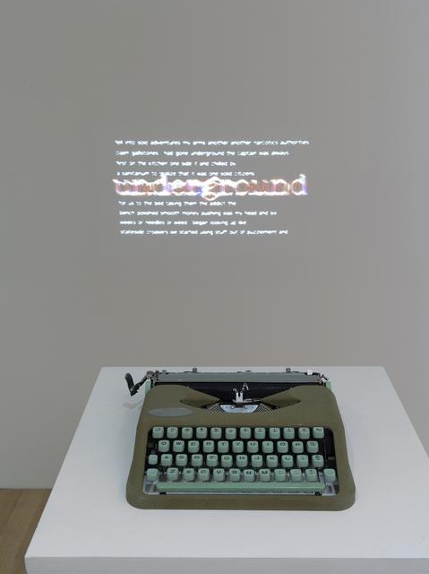 , 'Prosody: WSB,' , bitforms gallery