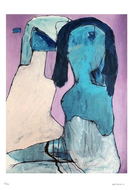 Ronnie Némorin, 'LES AMAZONES', 2019, Poulpik Gallery