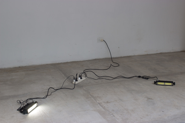 , 'Untitled (Two flashes and two mp3) ,' 2015, Ignacio Liprandi Arte Contemporáneo