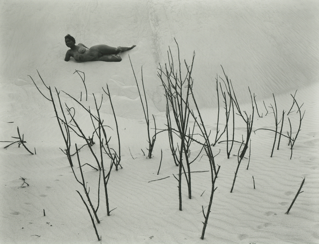 , 'Nude on Dunes,' 1939, Photography West Gallery