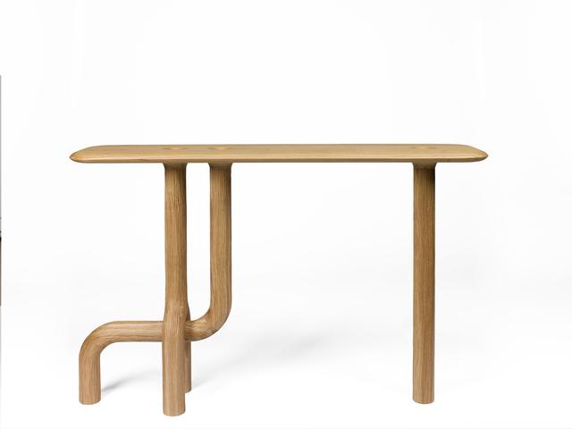 Fabien Petiot, 'Branches', 2018, Design/Decorative Art, Stained oak, Mouvements Modernes