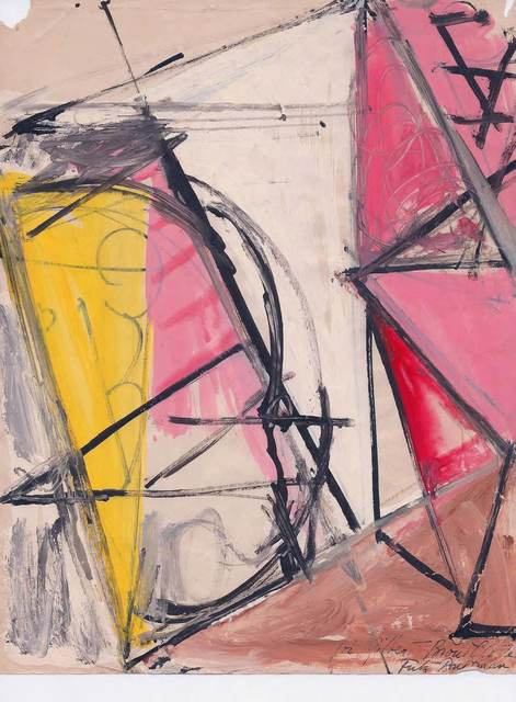 , 'Untitled (Gilbert Brouilette Series),' 1939, Octavia Art Gallery