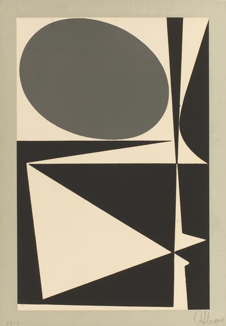 , 'Untitled 7,' 1960, Cecilia de Torres, Ltd.