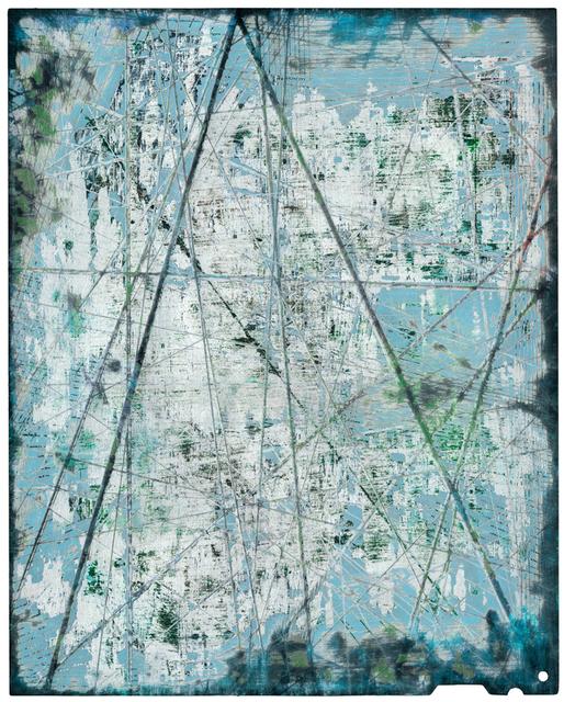 , 'Pushing and Pulling Time,' 2015, Benrubi Gallery